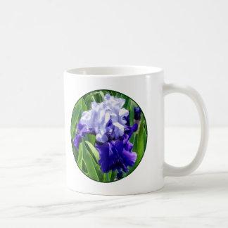 Best Bet Iris Classic White Coffee Mug
