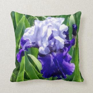 Best Bet Iris Throw Pillow