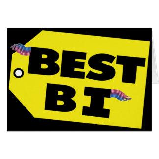 Best Bi Card