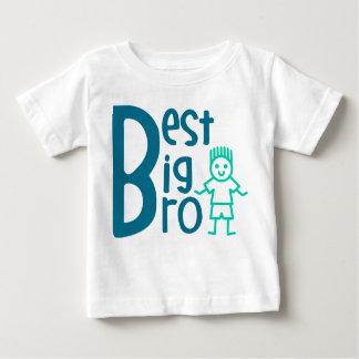Best Big Bro Infant T-shirt