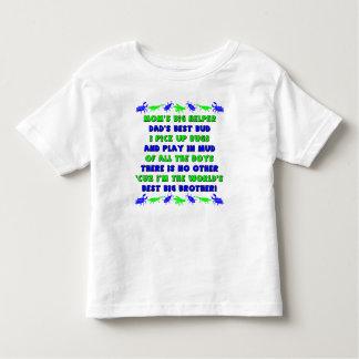 Best Big Brother Toddler T-shirt