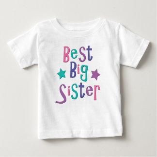 Best Big Sister Baby T-Shirt