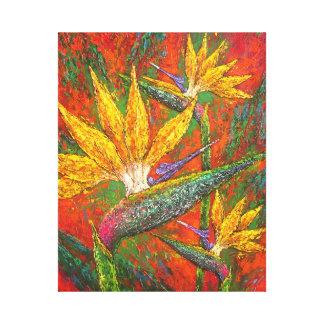 Best Bird of Paradise Wall Art Print Flowers