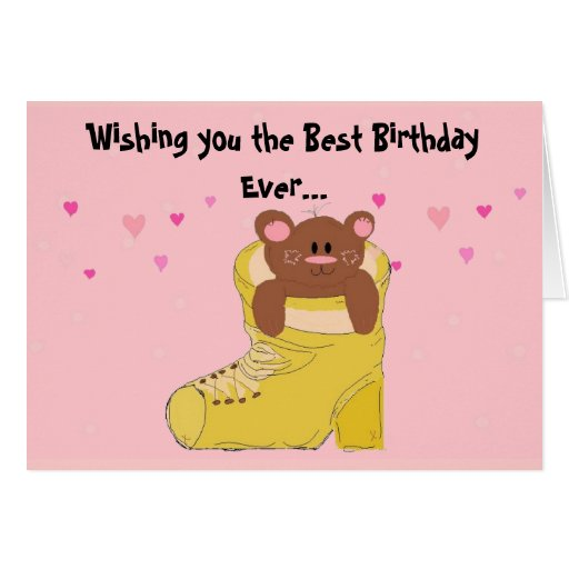 Best birthday ever card zazzle for Best holiday cards ever