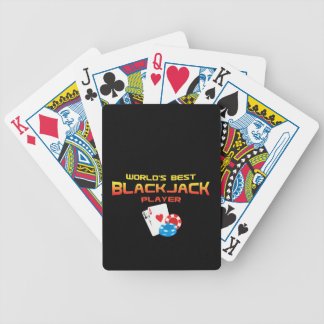 Best Blackjack Player Playing Cards