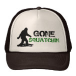 **BEST** Bobo Gone Squatchin, Finding Bigfoot Hat