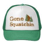Best Bobo's Gone Squatchin Trucker Hat Ever!