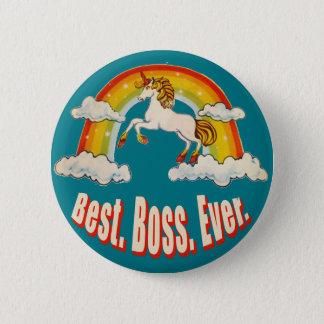 Best Boss Ever Pinback Button