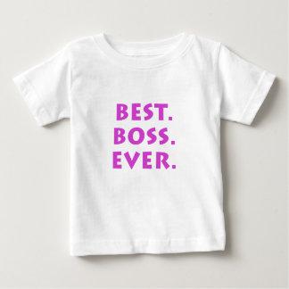 Best Boss Ever T Shirt