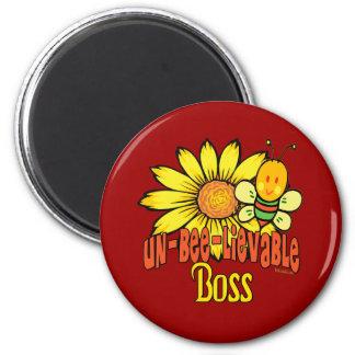 Best Boss Gifts Fridge Magnet
