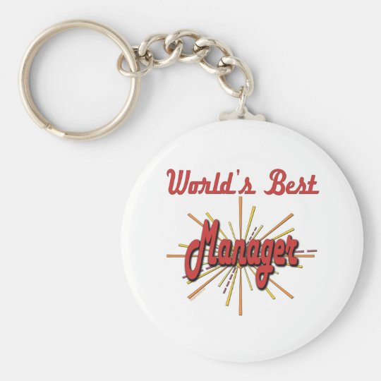 Best Boss Gifts Keychain