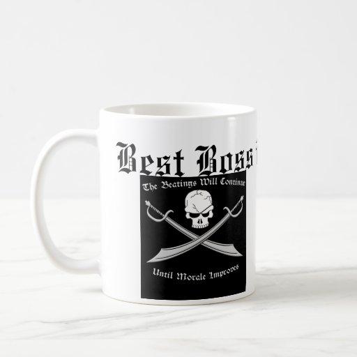 Best Boss Mug