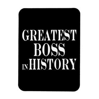 Best Bosses : Greatest Boss in History Magnets