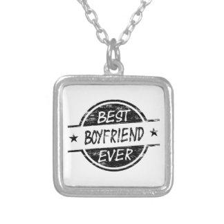 Best Boyfriend Ever Black Custom Jewelry