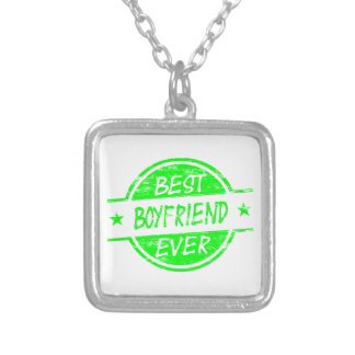 Best Boyfriend Ever Green Jewelry