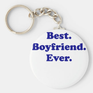 Best Boyfriend Ever Keychain