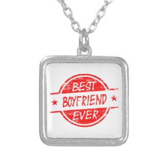 Best Boyfriend Ever Red Pendant