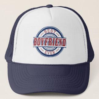 Best Boyfriend Ever Trucker Hat