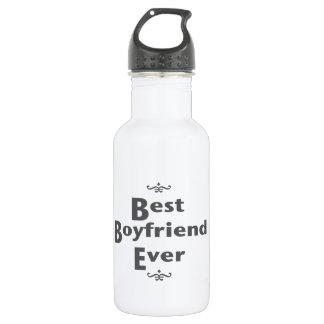Best boyfriend ever water bottle