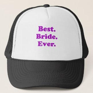 Best Bride Ever Trucker Hat
