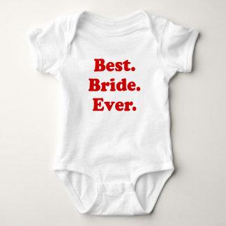 Best Bride Ever T Shirts