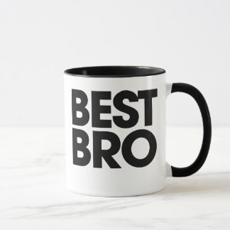 Best Bro Mug