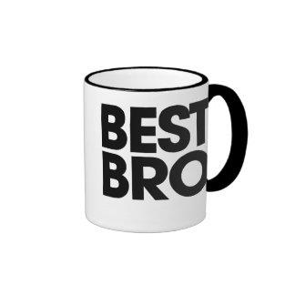 Best Bro Ringer Mug