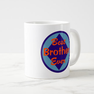 Best Brother Ever Large Coffee Mug