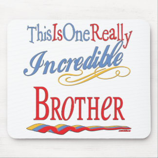 Best Brother Gifts Mouse Pad