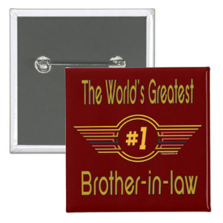 Best Brother-in-law Gifts Button