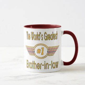 Best Brother-in-law Gifts Mug