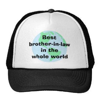 Best Brother-in-law Hat
