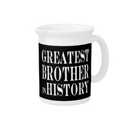 Best Brothers : Greatest Brother in History Pitcher