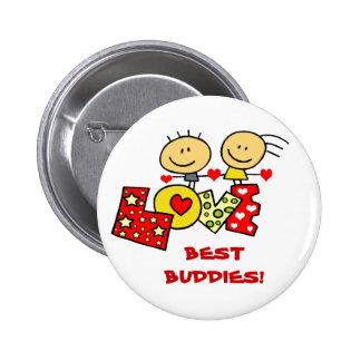 BEST BUDDIES BUTTON