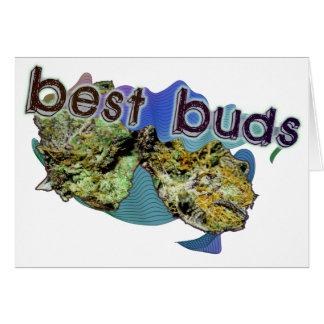 Best Buds Card