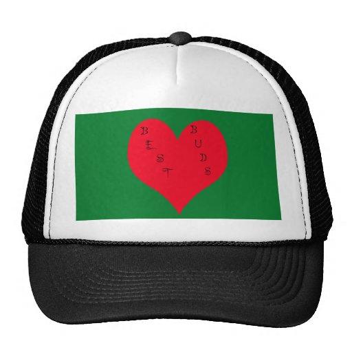 Best Buds Mesh Hat