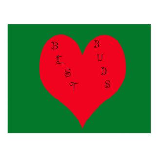 Best Buds Postcard