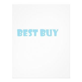 best buy letterhead