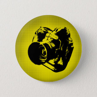 Best Camera EVER! Pinback Button