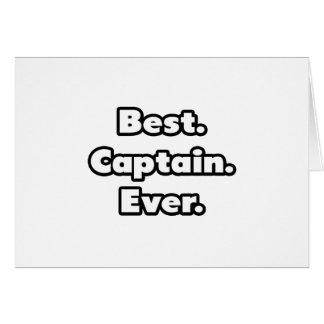 Best. Captain. Ever. Card