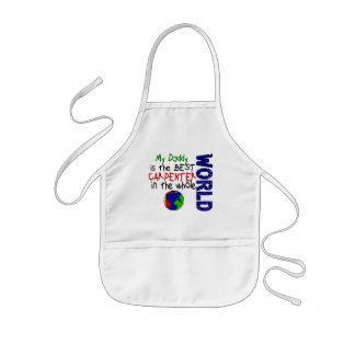 Best Carpenter In World 2 (Daddy) Aprons