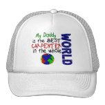 Best Carpenter In World 2 (Daddy) Mesh Hat