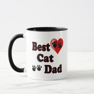 Best Cat Dad Gifts for Cat Dads Mug
