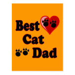 Best Cat Dad Gifts for Cat Dads Postcard