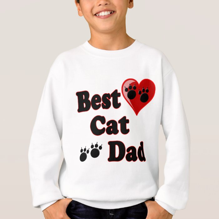 Best Cat Dad Gifts for Cat Dads Sweatshirt