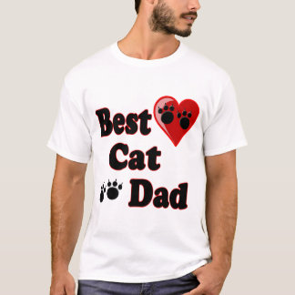 Best Cat Dad Gifts for Cat Dads T-Shirt
