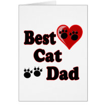 Best Cat Dad Merchandise for Father's