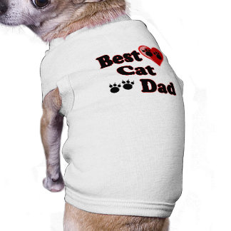 Best Cat Dad Merchandise for Father's Shirt