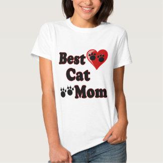 Best Cat Mom Merchandise for Mother's T-Shirt