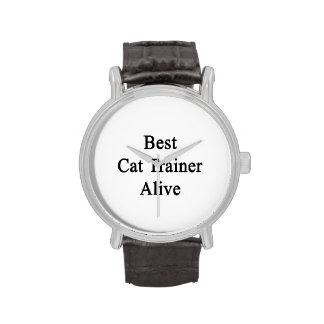 Best Cat Trainer Alive Wrist Watch